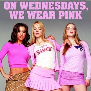 Other - on Wednesdays, we wear PINK 🛍💖👚👛👙🌸🎀